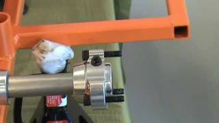 Locking Into Position Your Bar Stool Racer Rear Wheel Hubs By Www.barstoolracerplans.com