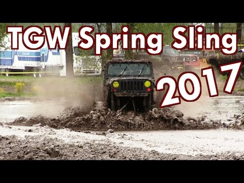 TGW SPRING SLING AT COUNTRY COMPOUND 2017