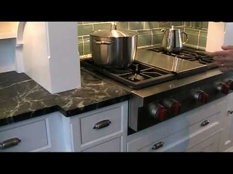 Kitchen furniture lankford design group youtube for Kichan farnichar design