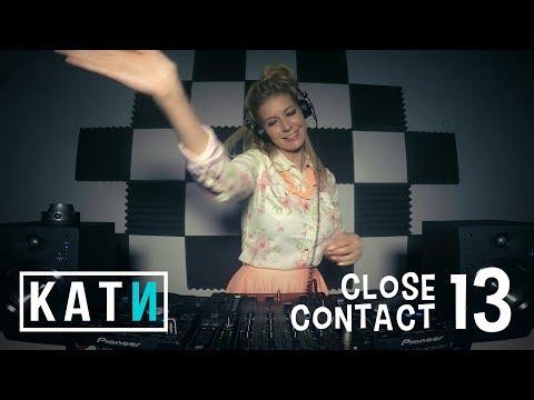 Close Contact #13 - Live Mix (Tech House / Techno) by KATN