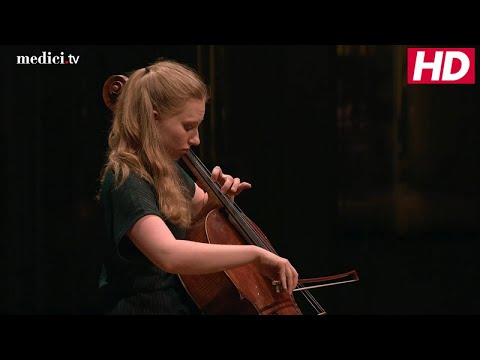 The concert of laureates - Kristina Winiarsk- Kodály: Sonata for solo cello