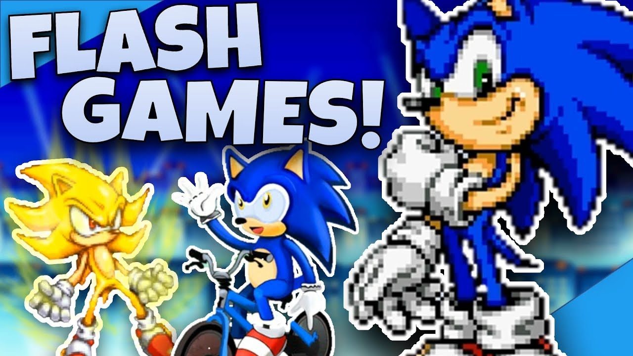 Make Your Own Sonic - Make Your Own Sonic Flash Games ...
