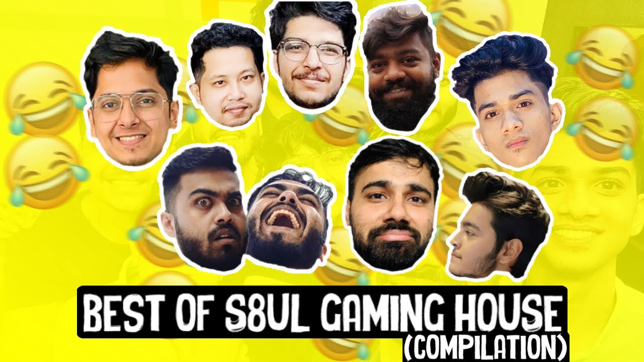 Best of S8UL Gaming House Funny Moments
