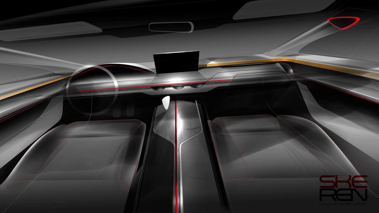 Car Interior Design & Photoshop Retouch