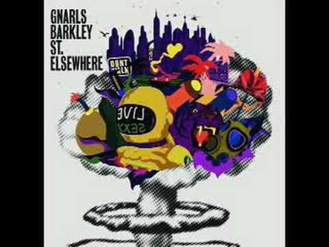 cd gnarls barkley st.elsewhere