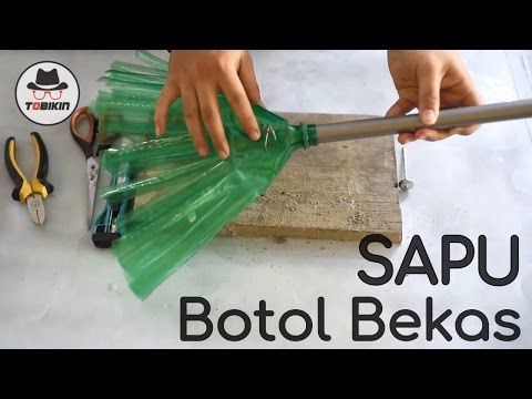 How to Make Sweep from Used Bottles