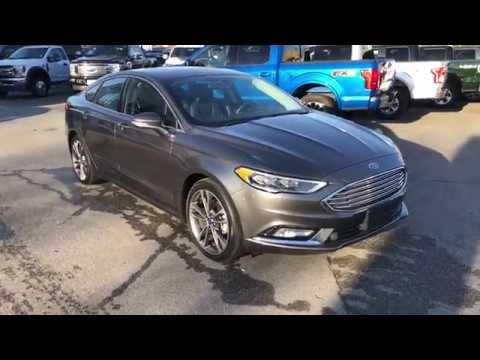 2018 Ford Fusion Titanium Hybrid Stk: RP19149