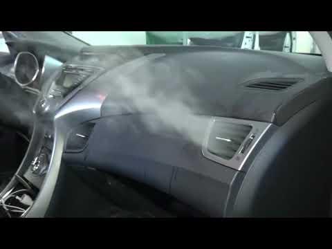 ריח רע מהמזגן ברכב, הפתרון המושלם לניקוי וחיטוי