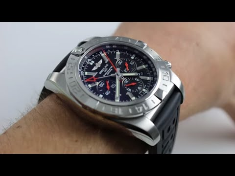 Breitling Chronomat B04 GMT Limited Edition AB041210/BB48 Watch Review