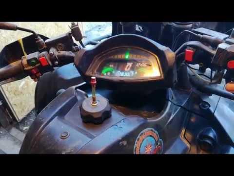 Чип тюнинг квадроцикла  CF MOTO X6  АНОНС