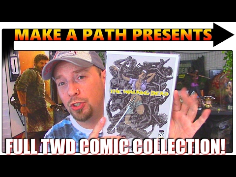 The Walking Dead FULL Comic Collection with Ronny Haze [Jan 2017]