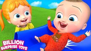 Playing Time Song | LOTS OF FUN | 3D Baby Nursery Rhymes & Kids Songs