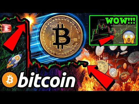 "BITCOIN REJECTED!!? 〽️ Was THAT the ""BIG CORRECTION?"" Weak Hands CRUSHED!! Gap?"