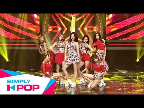 Simply K-Pop  IOI아이오아이  Whatta Man  Ep230  090216
