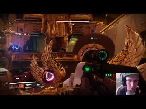 Destiny 2: Leviathan Raid- Royal Pools Completion