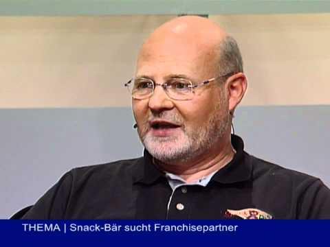 Snack-Bär - den Erfolg eines Franchise-Systems zu einem eigenen machen!