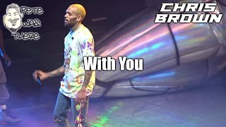 Chris Brown - With You (AT&T Center, San Antonio, TX 10/08/2019) HD