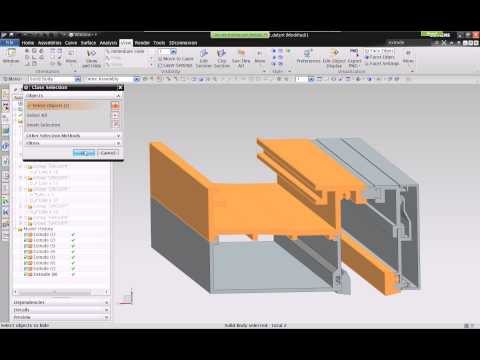 Webinar: NX Thermal Flow for Building Enclosures Part 1