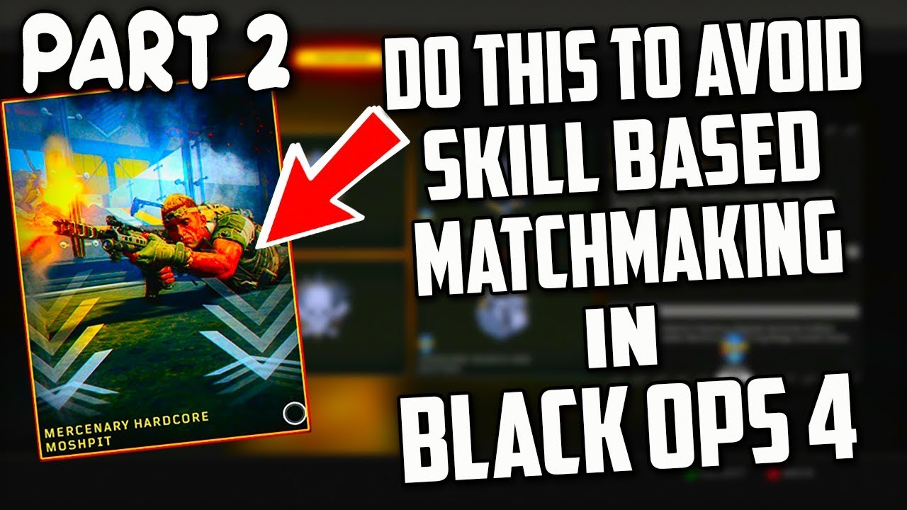 How to bypass skill based matchmaking