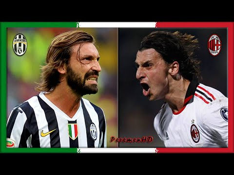 Serie A 2011-12, G06, Juventus - AC Milan (IT)