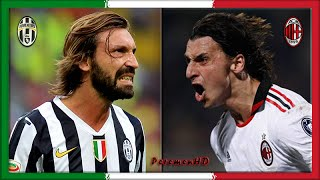 Video Gol Pertandingan AC Milan vs Juventus