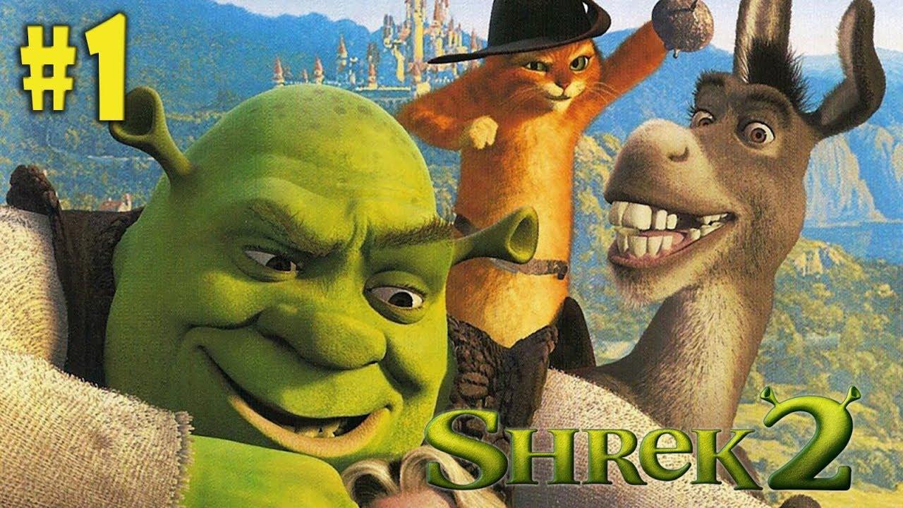 Shrek Izle
