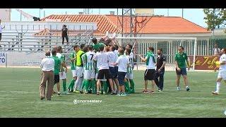 Resumen C.D. Cabecense 1 - 4 Atlético Sanluqueño