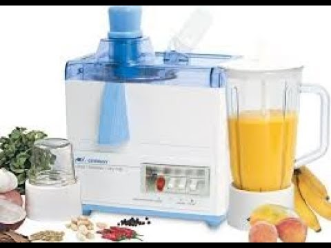 Best Juicer,Blender And Grinder Machine [Unboxing]||2018 Review ||Must Try