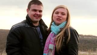 Очень позитивная пара Александр и Екатерина. Ролик сюрприз от молодоженов - гостям.