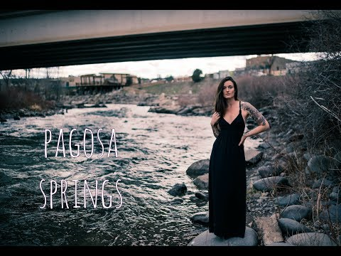 Travel Photography - Road trip to Pagosa Springs Colorado