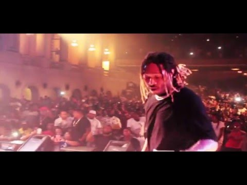 FUTURE Live Concert - Behind The Scenes (Newark, N