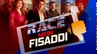 RACE MEIN FISSADI Montage, After Effect Template, #Race 3, #Salman Khan, # Anil Kapoor
