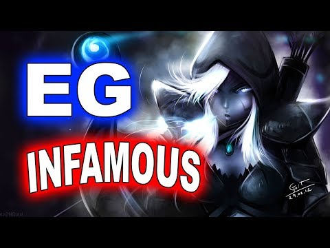 EG vs INFAMOUS + TFT VGJ.T - GESC INDONESIA MINOR DOTA 2