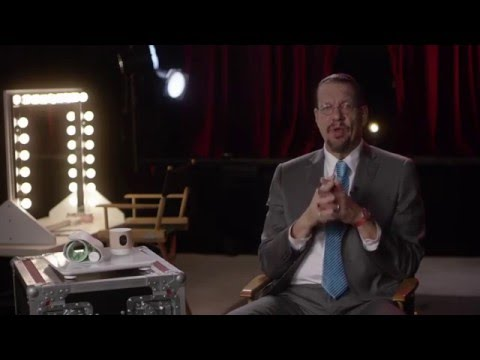 """Withings saved my life"" - Penn Jillette in his own words"