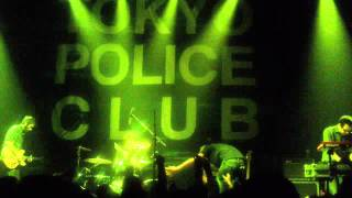 Tokyo Police Club - Frankenstein (2015.09.18 @ The Imperial)
