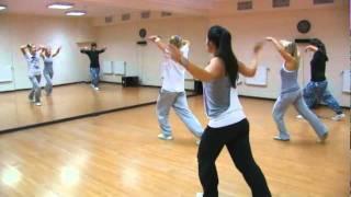 Современные танцы. Хореограф - Саша Ванакова