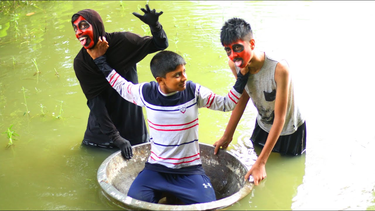 Shaitan VS Two Child   The Sin of Greed is the Death of Sin Part-5    Educational Video   Shaitan