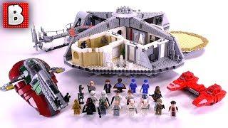LEGO Star Wars Betrayal at Cloud City Detailed Review! | 75222