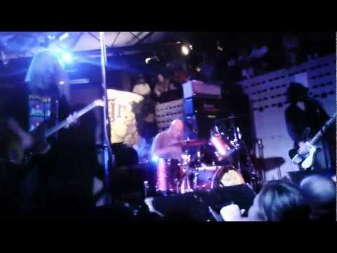 Dinosaur Jr. - Training Ground (Deep Wound) (Live 10/04/12 @ the Mohawk Austin, TX)