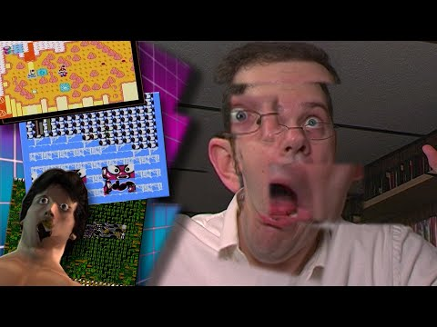 Image result for avgn glitch gremlin