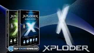 Xploder PS3 and Xbox 360 Cheat Saves System