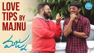 Love Tips By Majnu Ft Nani & Abhishek Maharshi || Majnu Movie || Telugu