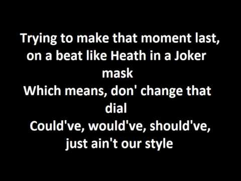 Bliss n Eso - I am somebody ft. Nas (Lyrics)