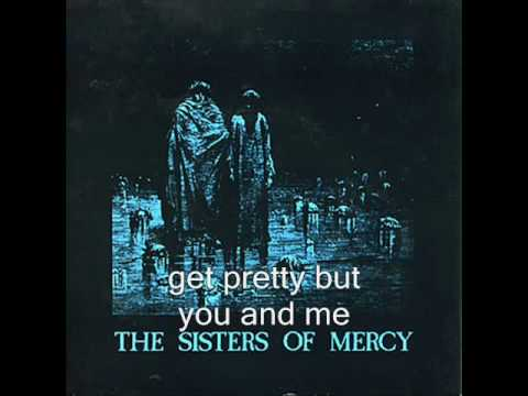 The Sisters of Mercy -- Lucretia, My Reflection (Sub...)