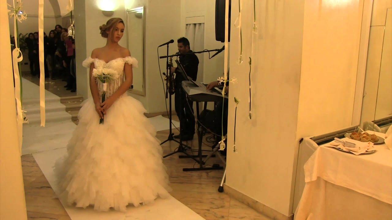 Casa della sposa sfilata collezione 2014 youtube - Addobbo tavolo casa della sposa ...