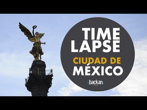 CIUDAD DE MEXICO (timelapse)