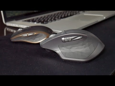 Logitech MX Master 2S vs MX Anywhere 2S - The Best Mouse Money Can Buy