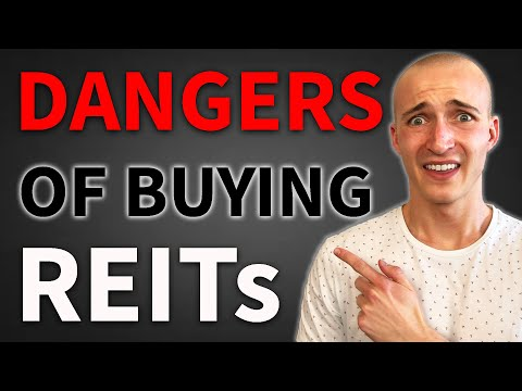 The Dangers of REIT Investing: 3 MUST KNOWS Before Investing in Real Estate Investment Trusts!