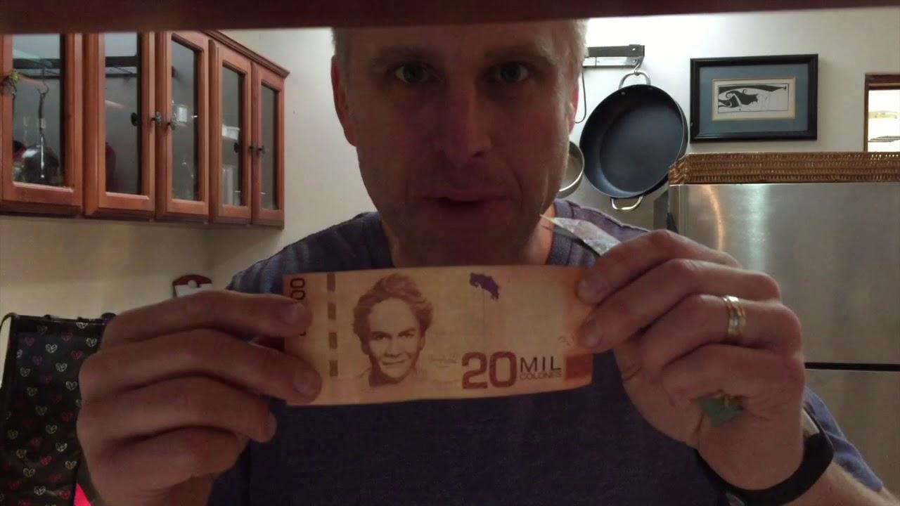 Money in spanish feria