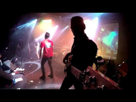 DISCOTHEQUE + STARING AT THE SUN COVER LIVE - Under Skin U2 Tribute Band #11